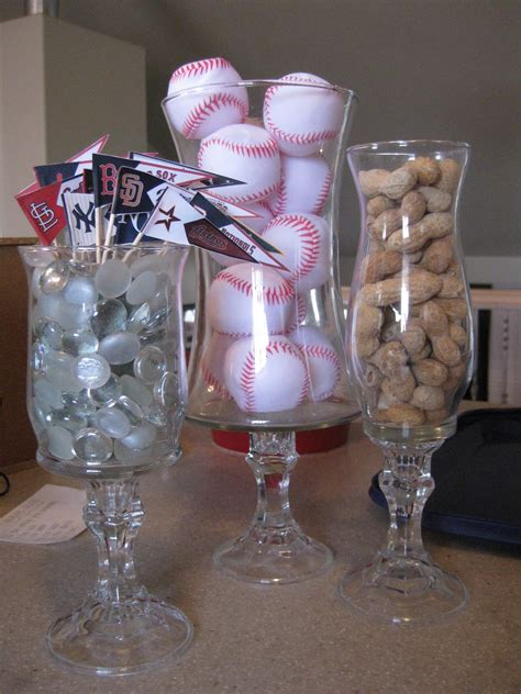You Made That??? Baseball Centerpiece. Americana Kitchen Decor. Sofas For Small Rooms. Family Room Ideas. Vintage Christmas Decor. Curtains Ideas For Living Room. Doc Mcstuffin Party Decorations. Easter Church Decorations. Room For Rent Koreatown Los Angeles