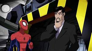 """'Ultimate Spider-Man' – S01E05 – """"Flight of the Iron Spider"""""""