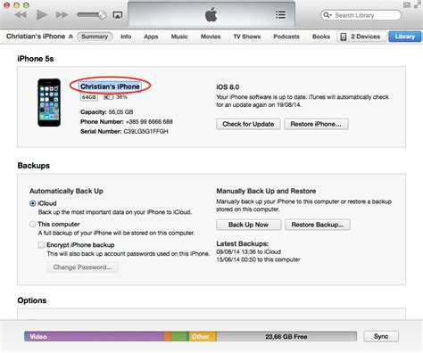 how to rename iphone how to rename your iphone or ipod touch