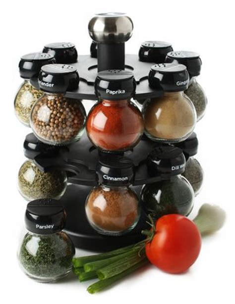 Olde Thompson Spice Rack Replacement Jars by Olde Thompson 16 Jars Orbit Spice Rack Set Walmart Canada