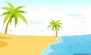 Beach Scene Clip Art Pictures to Pin on Pinterest - PinsDaddy