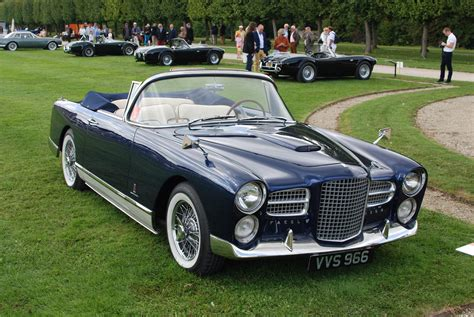 Photo FACEL VEGA FV2 Cabriolet cabriolet 1957 ...