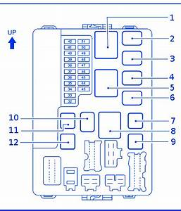 1999 Nissan Altima Fuse Box Diagram : nissan altima 2003 relay arrangement fuse box block ~ A.2002-acura-tl-radio.info Haus und Dekorationen