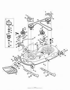 Troy Bilt 13aaa1kt066 Tb2246  2015  Parts Diagram For