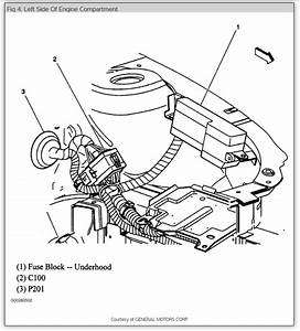 32 2000 Chevy Cavalier Radiator Diagram