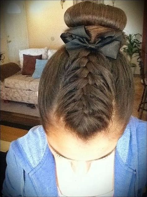 gymnastics hair and makeup updo easy updo and hair