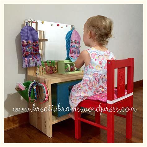 Kinder Schminktisch Ikea by Diy Verkleide Tisch Kinderzimmerideen Kinder