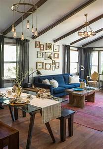 135, Heavenly, Living, Room, Design, Ideas, In, Eclectic, Style