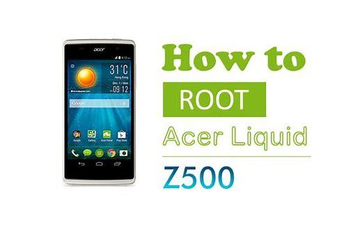 acer z500 firmware free download