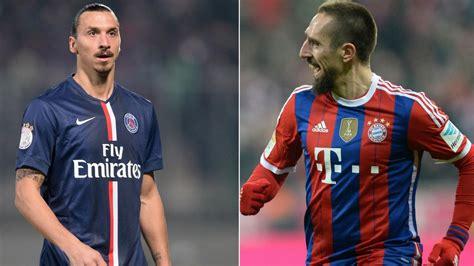 C1 : PSG - Bayern, Monaco - Schalke, Les matches que vous ...