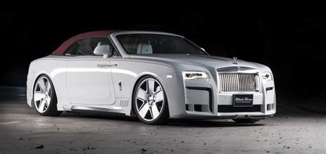 Tuned Luxury Cars by Wald Black Bison Rolls Royce Is A Tuned Luxury