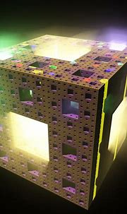 Fractal Cube Free Stock Photo - Public Domain Pictures