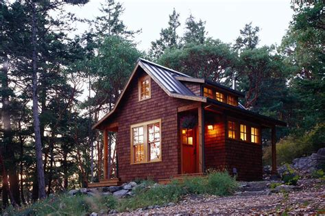 tiny cottage 18 small cabins you can diy or buy for 300 and up