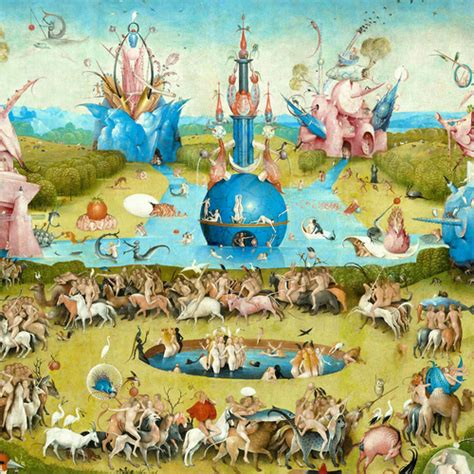Hieronymus Bosch Paintings From £590  Free Delivery
