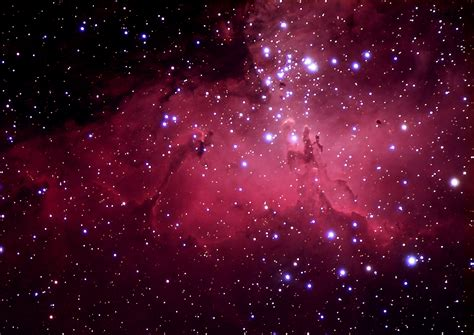 Behind The Galaxy's Most Famous Nebula