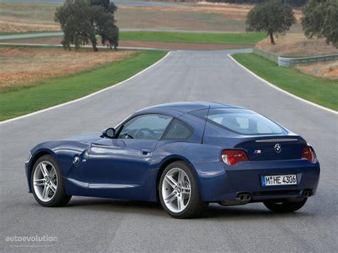 BMW Z4 M Coupe (E86) specs   2006, 2007, 2008, 2009