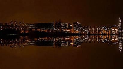 Chicago Landscape Glitch Gifs Giphy