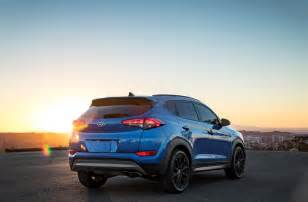 hyundai tucson night  factory mild custom crossover