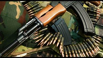 Ak 47 Assault Rifle Wallpapers Akm Military