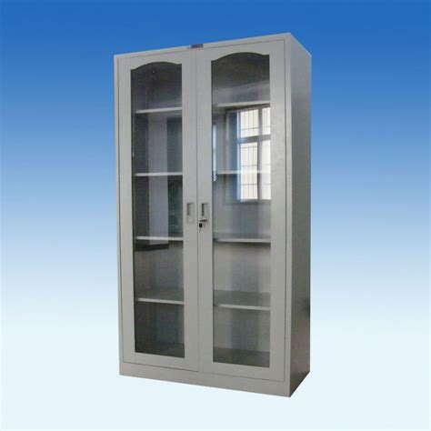 metal cabinet with glass doors furniture white stain solid wood kitchen cabinet with