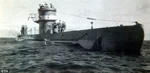 German U Boat Memorabilia by Richard Williams Home Made U Boat Sailing An English Canal