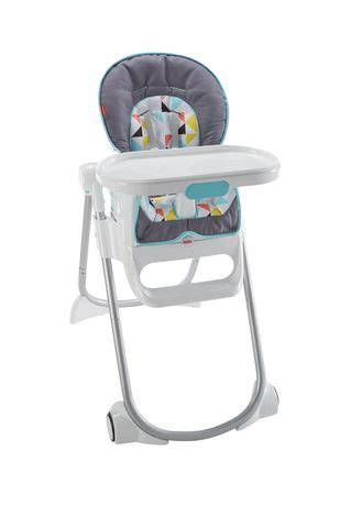 chaise fisher price fisher price chaise haute nettoyage facile 4 en 1