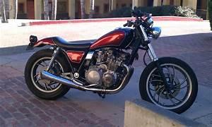 1983 Yamaha Maxim 650