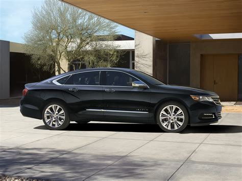 Chevrolet Impala Specs & Photos