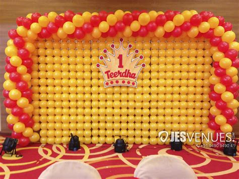 I must tell this balloon are of amazing quality.they look so beautiful and pretty once u decorate ur room i don't need anything else one u use this balloon for decoration.must buy. Balloon Wall Backdrop For Birthday Party Or Kids Party - Hyderabad
