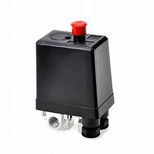 Air Compressor Pressure Switch Control Valve Heavy Duty 90