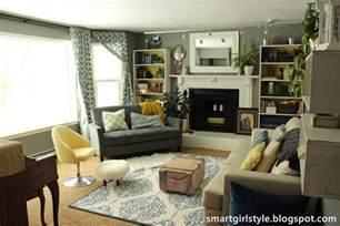livingroom makeovers smartgirlstyle living room makeover