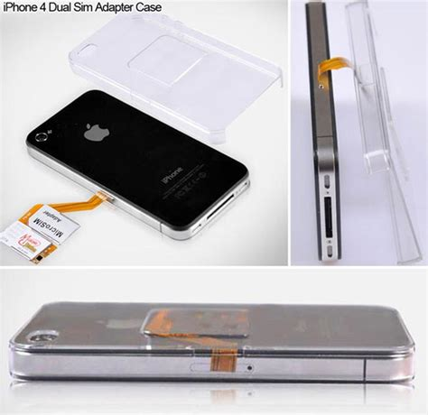 iphone 4 without sim card slot iphone 4 dual sim card adapter mobile venue