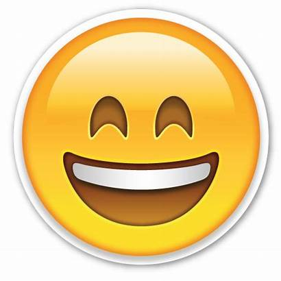 Emoji Mouth Eyes Face Open Smiling Stickers
