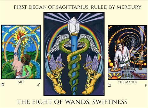 sagittarius color the colores arcus edition sagittarius decans tabula
