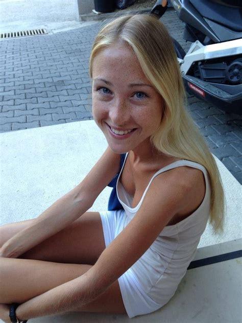 Best R Downbra Images On Pholder Skinny Blonde