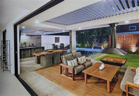 Living Room L Sydney by Alfresco Outdoor Room Design