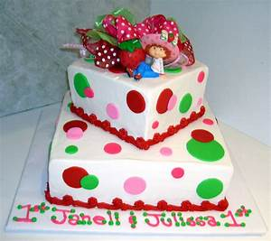 Strawberry Shortcake Cake - Cakes Picture