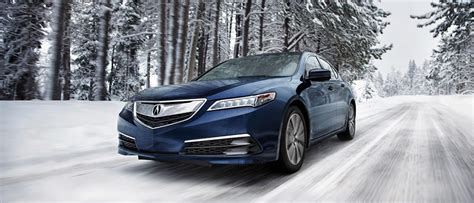 Acura Of Chattanooga by The Impressive 2017 Acura Tlx