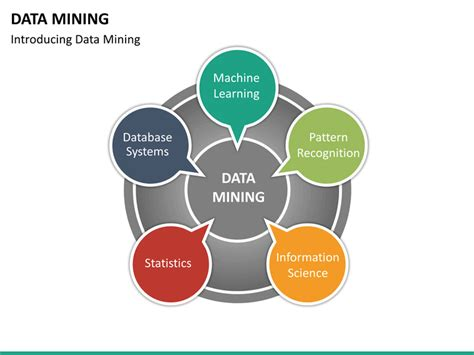 data mining powerpoint template sketchbubble