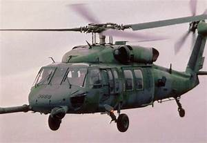 UH-60 Black Hawk - Military Aircraft