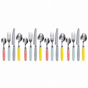 Set De Couvert : avis set de couverts de table pas cher vaisselle maison ~ Teatrodelosmanantiales.com Idées de Décoration