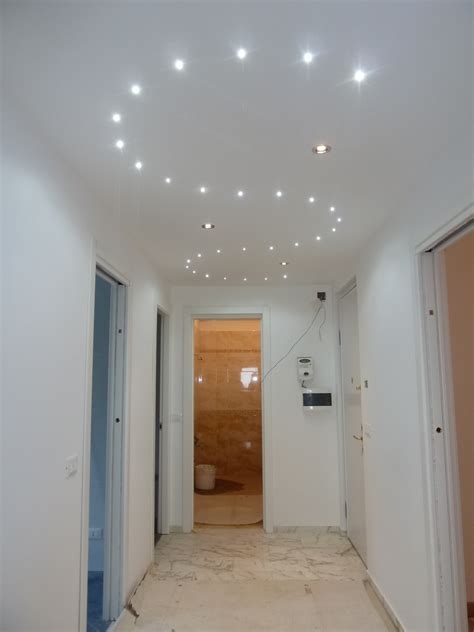 Faretti Led Per Controsoffitto by Controsoffitto E Led Manuela Marconi