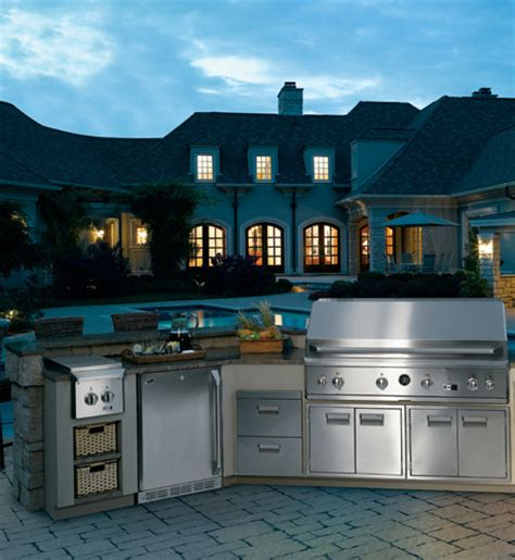 outdoor cooking center ge monogram outdoor cooking systems