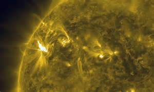 Solar storm March 2012: Largest solar flare in 5 years ...