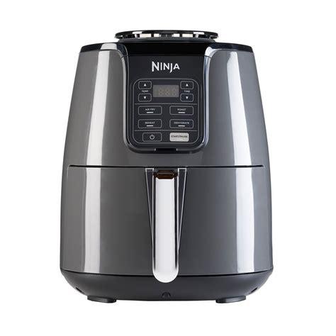 ninja airfryer fryer air 1550 watt timer