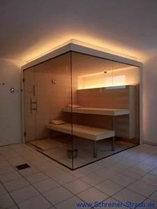 Sauna Mit Glasfront : glassauna schreiner straub wellness wohnen ~ Whattoseeinmadrid.com Haus und Dekorationen
