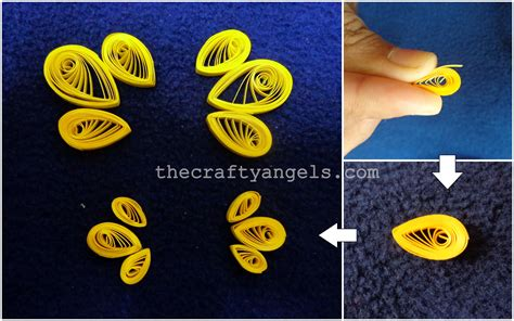 quilling butterfly tutorial 2