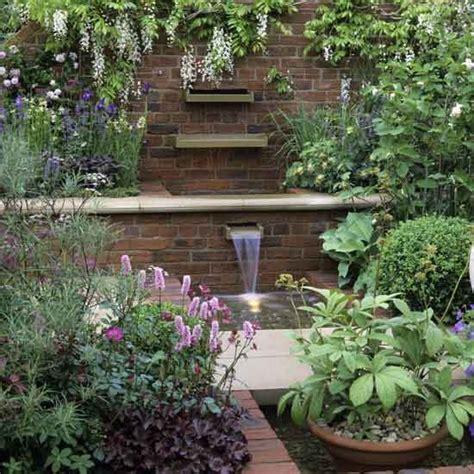 American Garden Ideas  House Beautiful Design