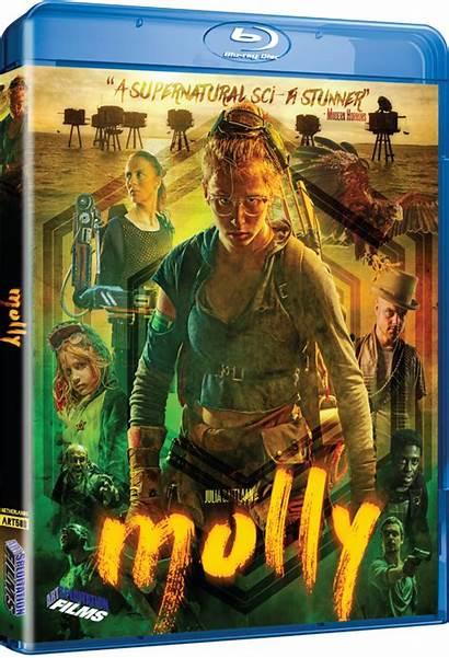 Molly Dvd Apocalyptic Horrorfuel Horror Movies Film