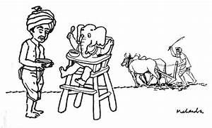Indian Farmers Drawing | www.pixshark.com - Images ...